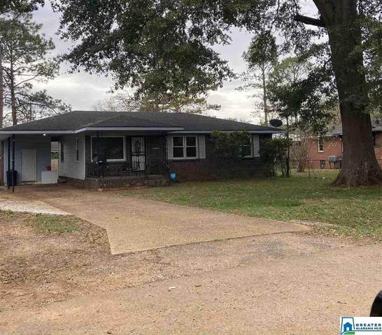 1305 Berryhill Rd, Bessemer, AL 35020 (MLS #901343) :: Bentley Drozdowicz Group