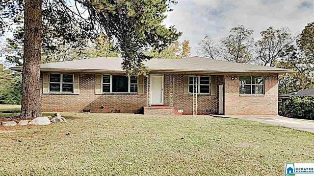 1245 Huffman Rd, Center Point, AL 35215 (MLS #901451) :: Gusty Gulas Group