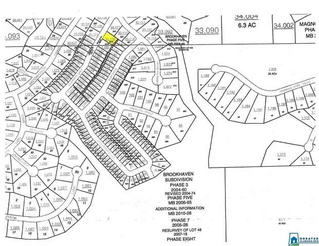 225 Hathaway Ln Lot #524A, Odenville, AL 35120 (MLS #901486) :: LocAL Realty