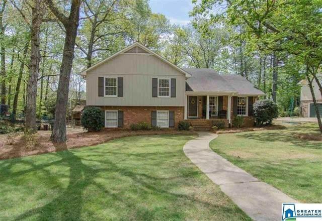 2931 Pahokee Trc, Birmingham, AL 35243 (MLS #901504) :: Bailey Real Estate Group