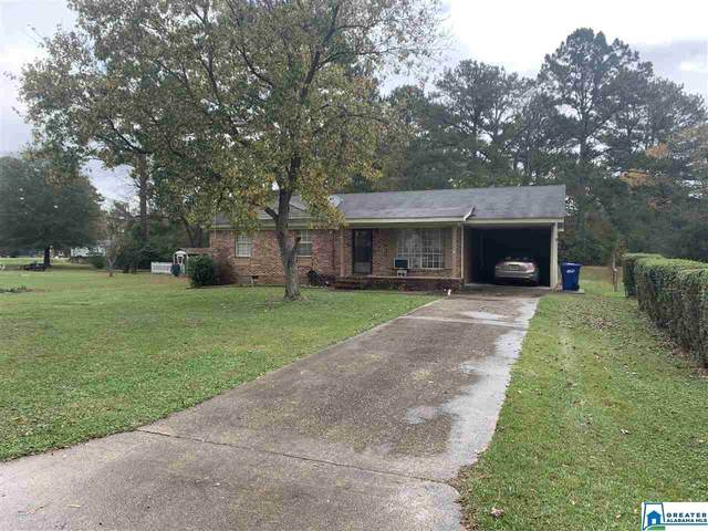 121 Shields Dr, Talladega, AL 35160 (MLS #901746) :: Josh Vernon Group