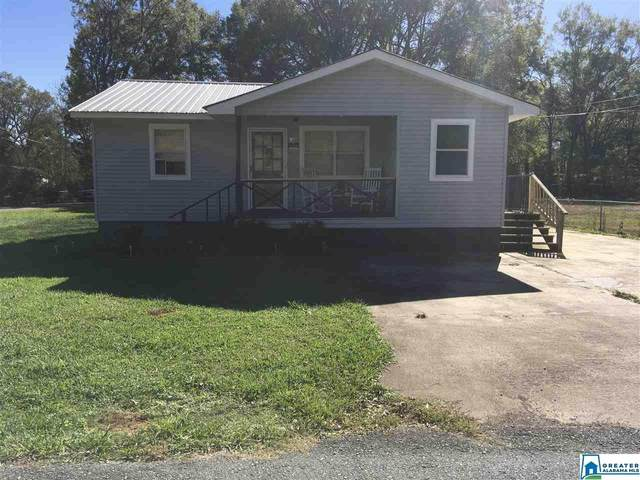 61 Freeman Dr, Talladega, AL 35160 (MLS #901775) :: Josh Vernon Group