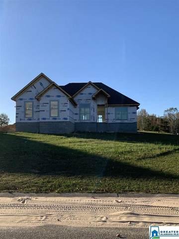 10 Crest Loop Rd, Clanton, AL 35045 (MLS #901798) :: Bailey Real Estate Group