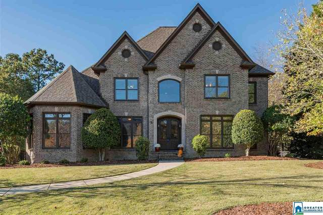 1262 Lake Trace Cove, Hoover, AL 35244 (MLS #901837) :: Gusty Gulas Group