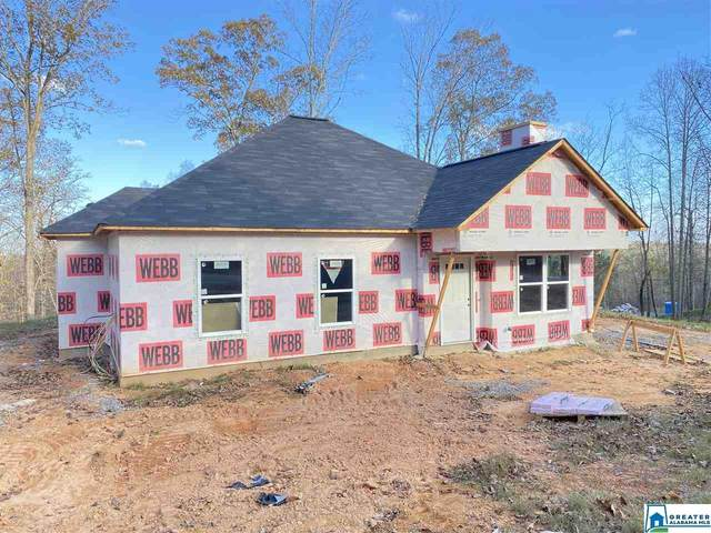 2445 Summit Park Rd, Odenville, AL 35120 (MLS #901964) :: Gusty Gulas Group