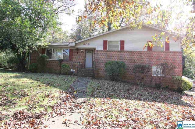 605 26TH AVE NW, Birmingham, AL 35215 (MLS #902012) :: Gusty Gulas Group
