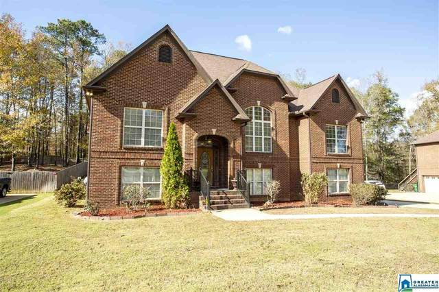 11942 Hearthstone Ln, Mccalla, AL 35111 (MLS #902056) :: JWRE Powered by JPAR Coast & County