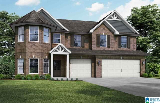 1368 N Wynlake Dr, Alabaster, AL 35007 (MLS #900166) :: Lux Home Group