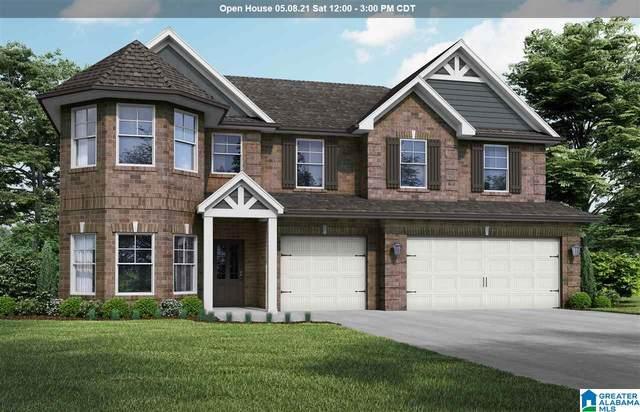 1368 N Wynlake Drive, Alabaster, AL 35007 (MLS #900166) :: Howard Whatley
