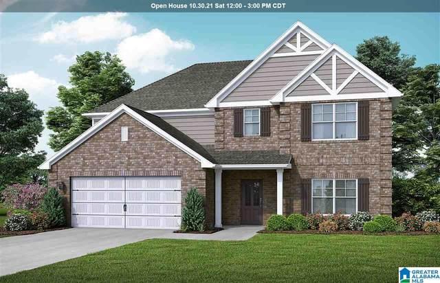 6149 Woodbrook Lane, Mccalla, AL 35111 (MLS #1293883) :: LocAL Realty