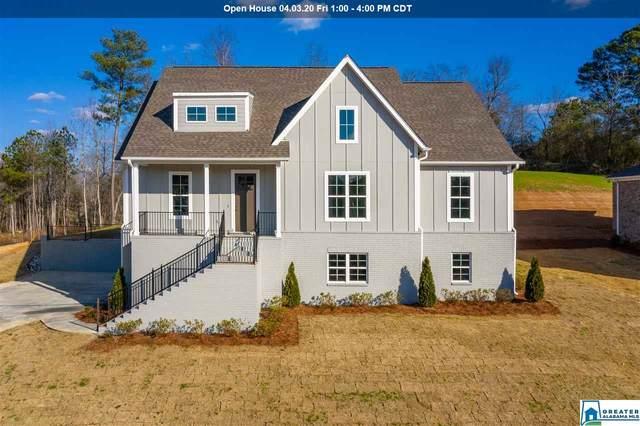 3425 Chatham Cir, Trussville, AL 35173 (MLS #864915) :: Josh Vernon Group