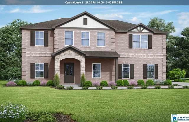 2002 Enclave Dr, Trussville, AL 35173 (MLS #895316) :: Josh Vernon Group