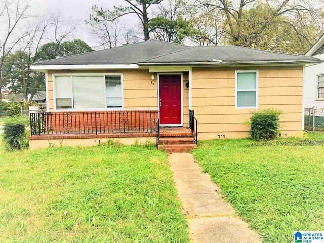 801 Center Way, Birmingham, AL 35211 (MLS #1270607) :: Lux Home Group