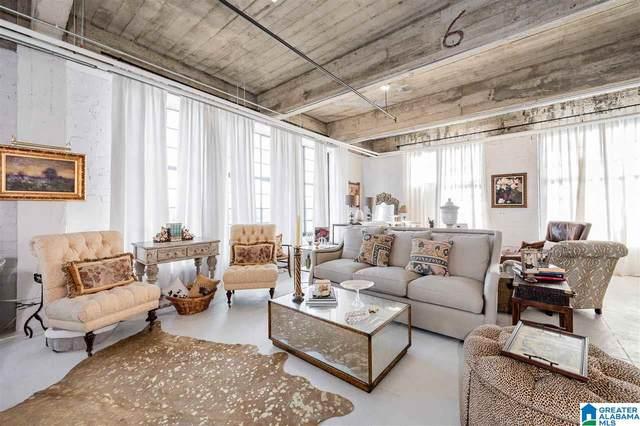 2329 1ST AVE N #304, Birmingham, AL 35203 (MLS #1270656) :: Bailey Real Estate Group