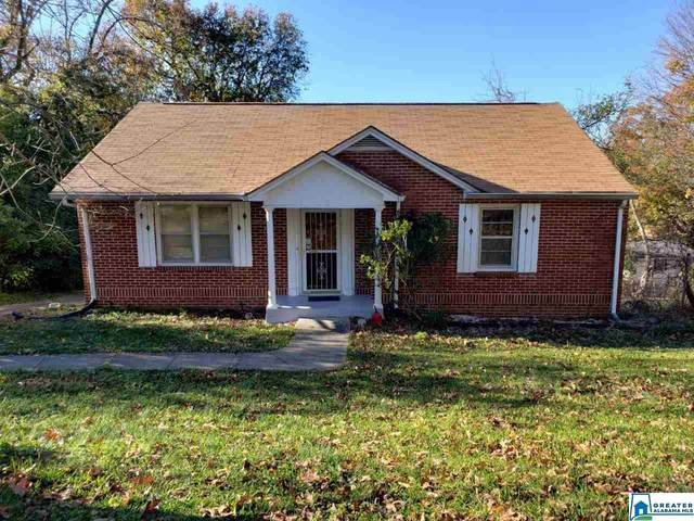 1016 Cynthia Crescent, Anniston, AL 36207 (MLS #1270751) :: Bentley Drozdowicz Group