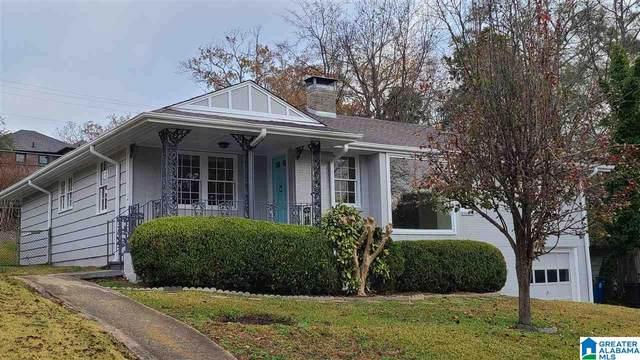 36 Edgehill Rd, Homewood, AL 35209 (MLS #1271063) :: Krch Realty
