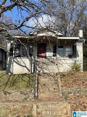 1404 34TH ST, Birmingham, AL 35218 (MLS #1271801) :: Lux Home Group