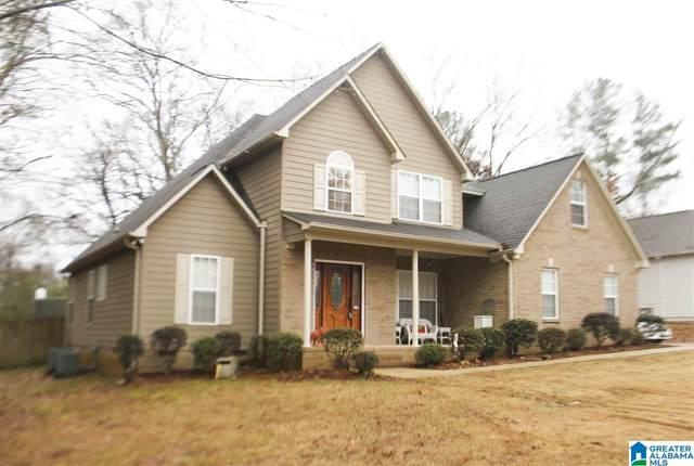 194 Woodland Dr, Childersburg, AL 35044 (MLS #1272279) :: Bailey Real Estate Group