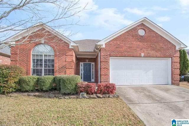 826 Daventry Ln, Calera, AL 35040 (MLS #1272598) :: Bailey Real Estate Group