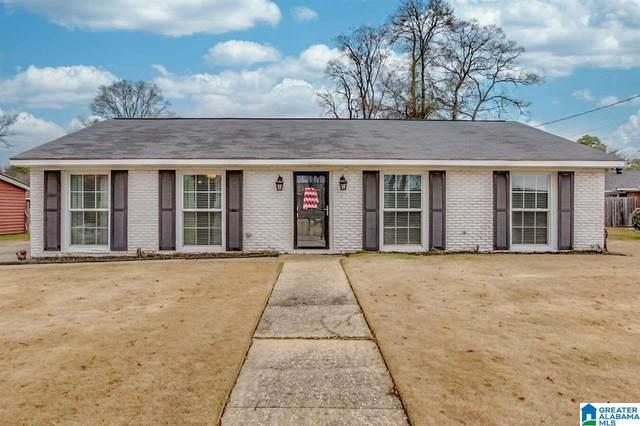 19 Parkwood Cir, Tuscaloosa, AL 35401 (MLS #1272780) :: LIST Birmingham