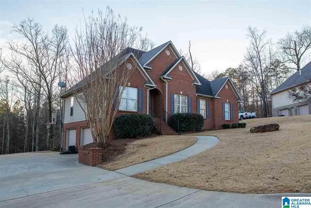1260 Summit Ridge Way, Odenville, AL 35120 (MLS #1273073) :: LIST Birmingham