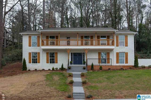 3705 Northcote Dr, Mountain Brook, AL 35223 (MLS #1273313) :: Bentley Drozdowicz Group