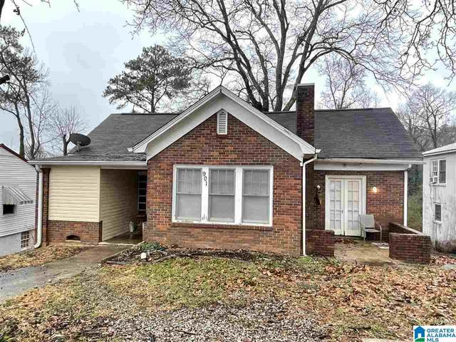 901 E 22ND ST, Anniston, AL 36207 (MLS #1273362) :: Bentley Drozdowicz Group