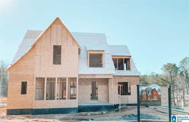 1401 Blackridge Rd, Hoover, AL 35244 (MLS #1273753) :: Lux Home Group