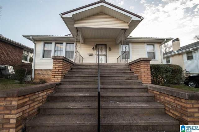 1505 W Graymont Ave W, Birmingham, AL 35208 (MLS #1273969) :: Bentley Drozdowicz Group