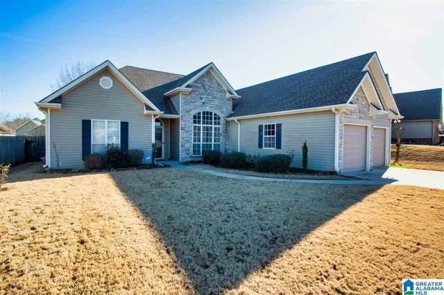 199 Camden Cove Pkwy, Calera, AL 35040 (MLS #1274661) :: Lux Home Group