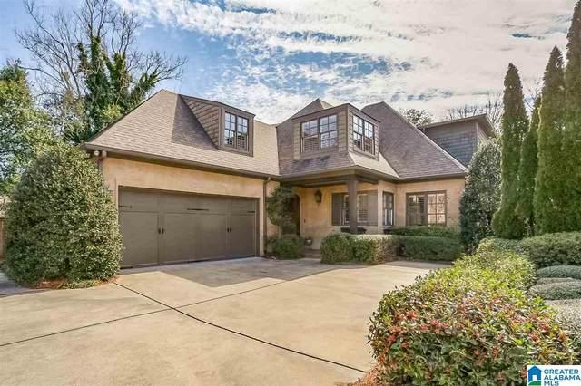 2320 Overlook Crest, Vestavia Hills, AL 35226 (MLS #1276312) :: Lux Home Group