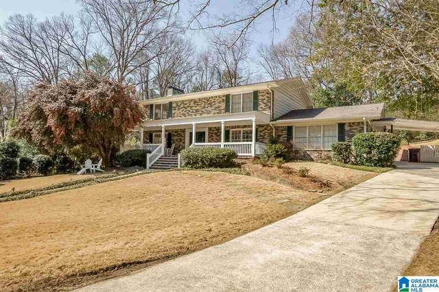 1322 Round Hill Rd, Vestavia Hills, AL 35216 (MLS #1276756) :: Lux Home Group