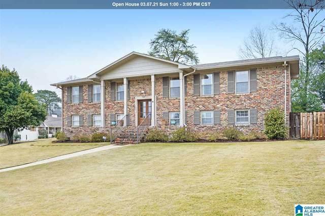 1716 Lincoya Rd, Vestavia Hills, AL 35216 (MLS #1276884) :: Josh Vernon Group