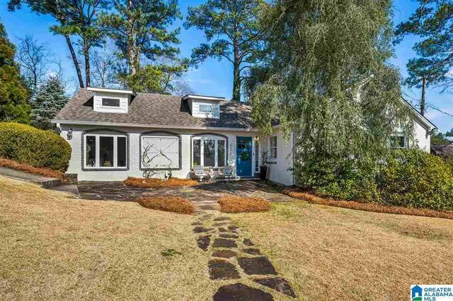 521 Hampton Dr, Homewood, AL 35209 (MLS #1277196) :: Lux Home Group