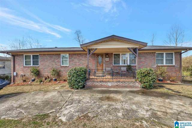 604 7TH AVE, Pleasant Grove, AL 35127 (MLS #1277369) :: Gusty Gulas Group