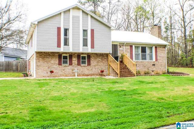 316 Thomas Avenue, Talladega, AL 35160 (MLS #1277904) :: Gusty Gulas Group