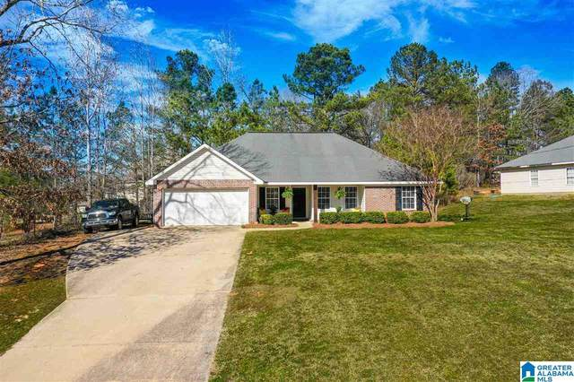 20306 Castle Ridge Road, Mccalla, AL 35111 (MLS #1278294) :: Gusty Gulas Group
