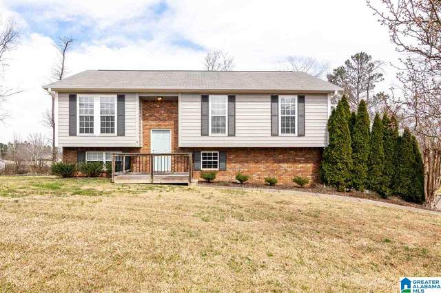 105 Sunny Brook Ln, Trussville, AL 35173 (MLS #1278350) :: Gusty Gulas Group