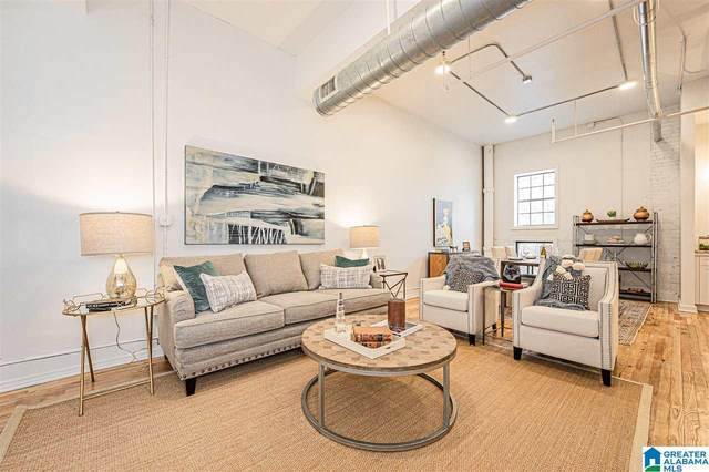 300 20TH STREET N #306, Birmingham, AL 35203 (MLS #1279297) :: Bentley Drozdowicz Group