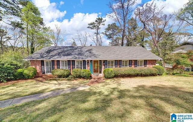3496 Brent Drive, Vestavia Hills, AL 35243 (MLS #1279992) :: The Fred Smith Group | RealtySouth