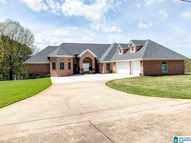 85 Nelson Drive, Childersburg, AL 35044 (MLS #1280101) :: Howard Whatley