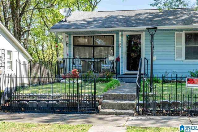 1069 Linthicum Street, Tarrant, AL 35217 (MLS #1280922) :: Howard Whatley
