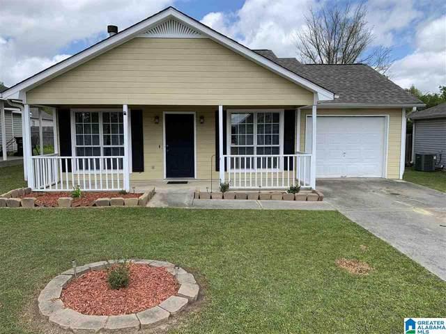 152 Bonnieville Drive, Calera, AL 35040 (MLS #1281276) :: Howard Whatley