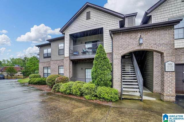 1103 Riverhaven Place #1103, Hoover, AL 35244 (MLS #1281300) :: Bentley Drozdowicz Group