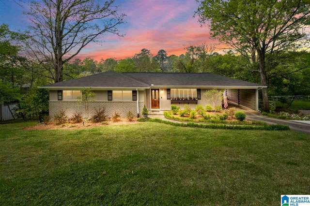 1768 Old Creek Trail, Vestavia Hills, AL 35216 (MLS #1281489) :: Lux Home Group