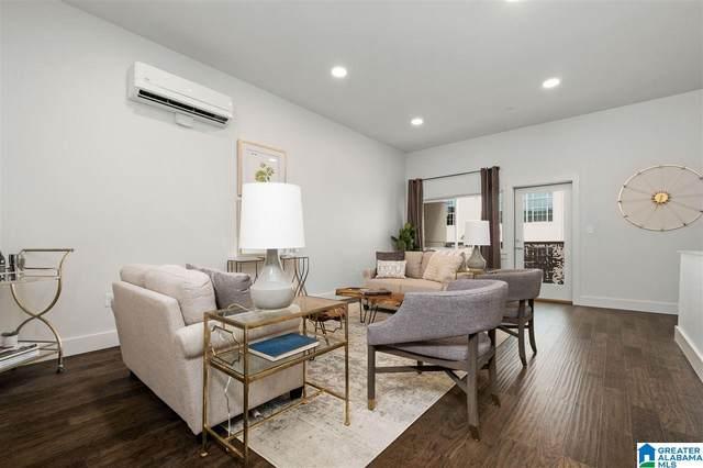 1801 2ND AVENUE N #407, Birmingham, AL 35203 (MLS #1281745) :: Lux Home Group