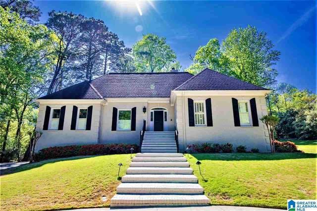 3614 Oakdale Drive, Mountain Brook, AL 35223 (MLS #1281850) :: LocAL Realty