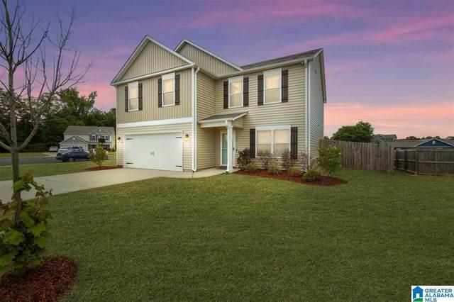 656 Waterstone Drive, Calera, AL 35115 (MLS #1282353) :: LocAL Realty