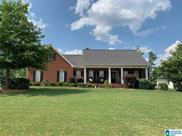 551 Justice Drive, Anniston, AL 36207 (MLS #1282431) :: The Natasha OKonski Team