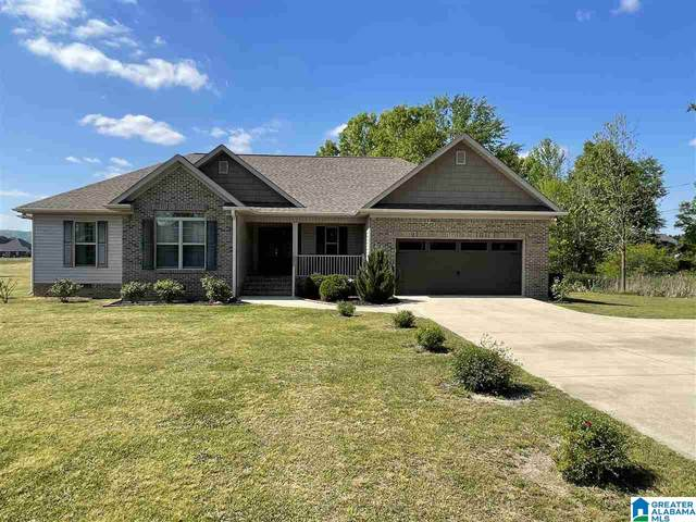 1410 Meadowlake Drive, Southside, AL 35907 (MLS #1282565) :: Josh Vernon Group